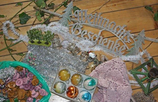 Neue Alte Weihnachtsdeko Susalabim Blog